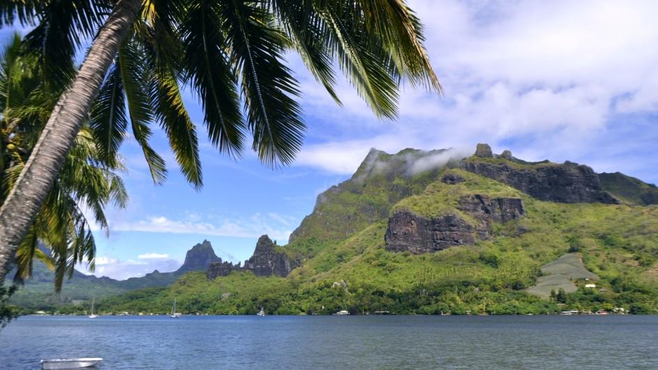 Franösisch Polynesien - Moorea
