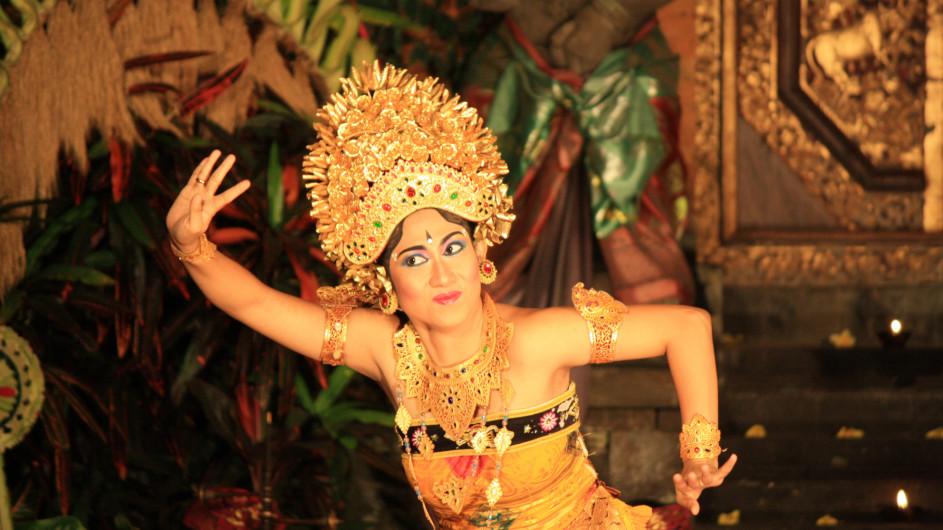 Indonesien - Bali - Legong