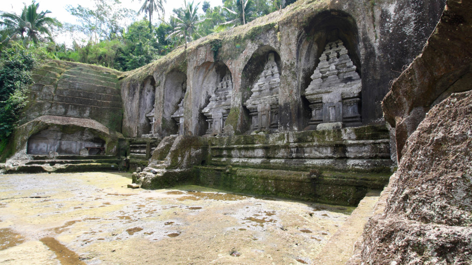 Indonesien Bali Pura Gunung Kawi Tampaksiring