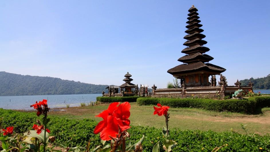 Indonesien - Pura Ulun Danu Bratan