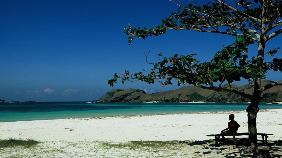 Indonesien Bali Strand Lovina
