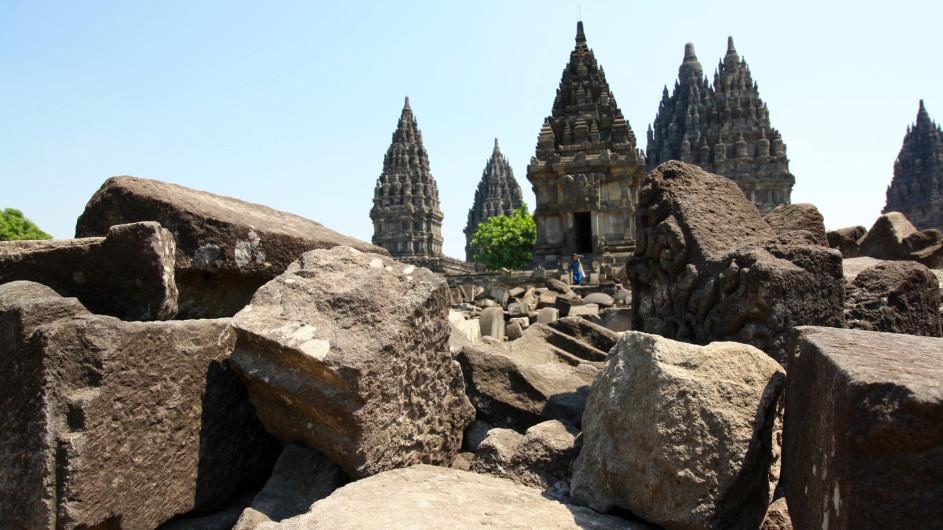 Indonesien - Java - Prambanan