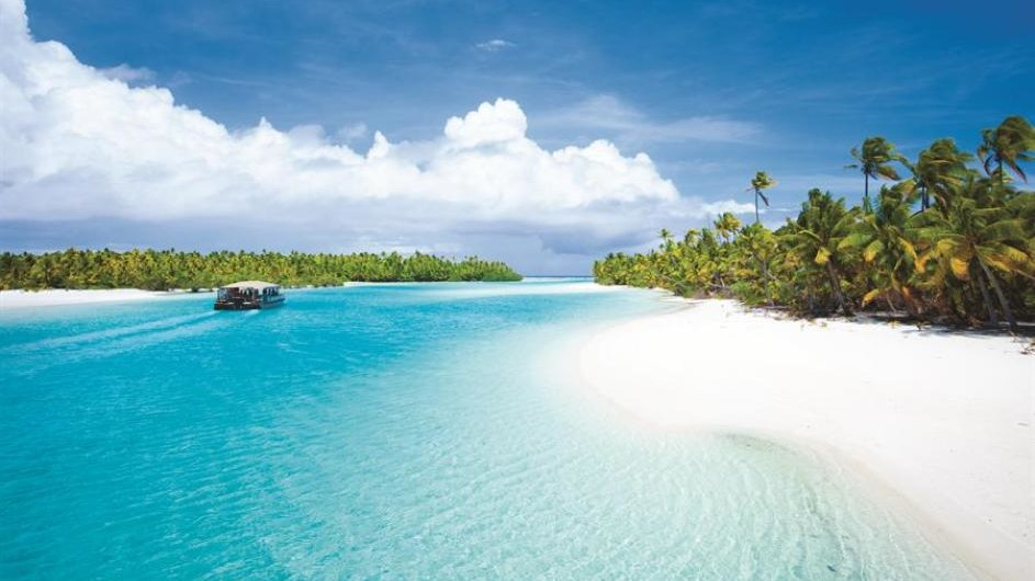 Aitutaki - One Foot Island