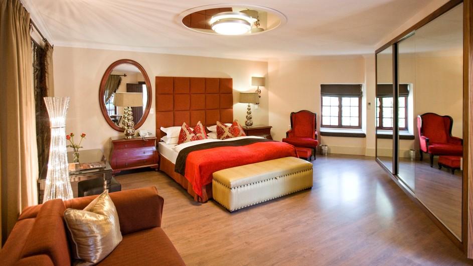 Namibia Hotel Heinizburg Comfort Zimmer
