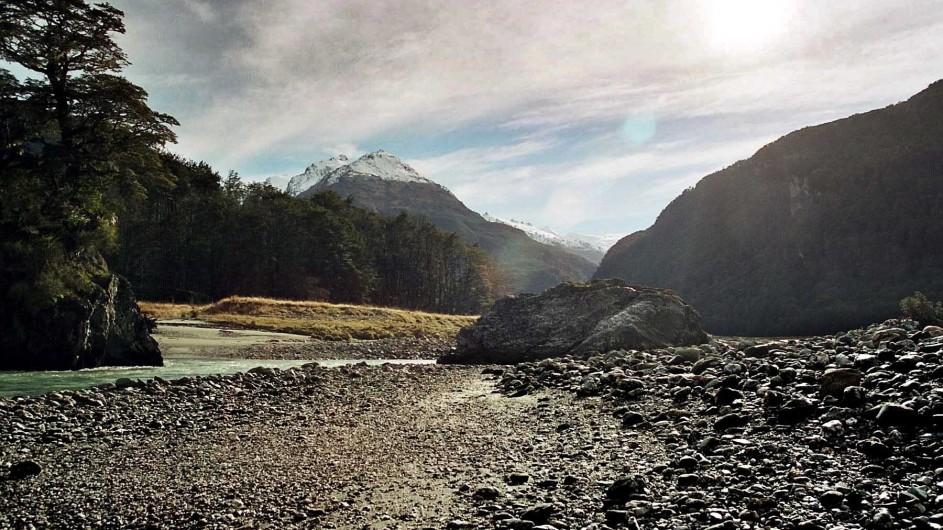 Neuseeland Dart River