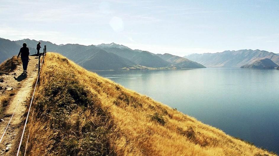 Neuseeland Lake Hawea