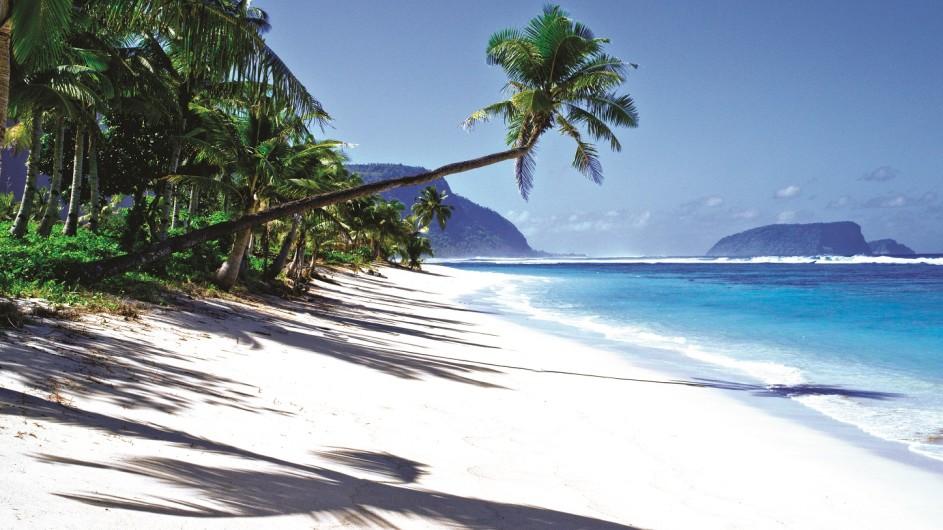 Samoa Strand