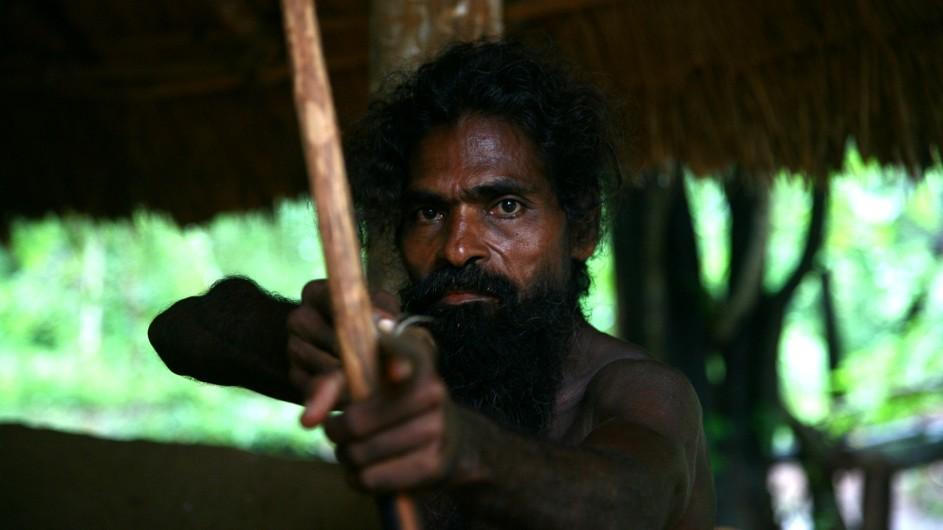 Sri Lanka Einheimischer