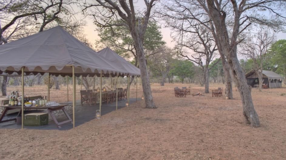 Botswana Chobe under Canvas Zeltcamp