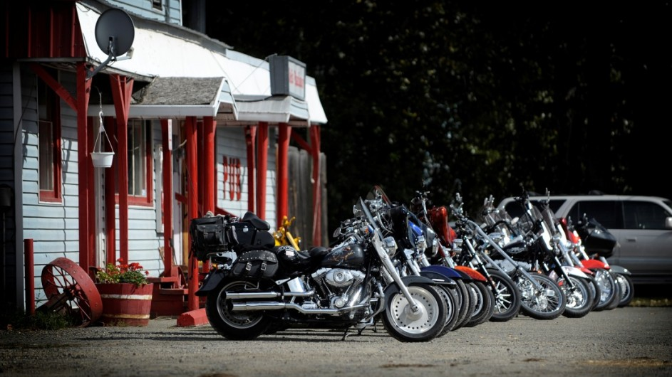 Kanada - Bike Pub