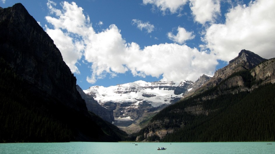 Kanada - Lake Louise