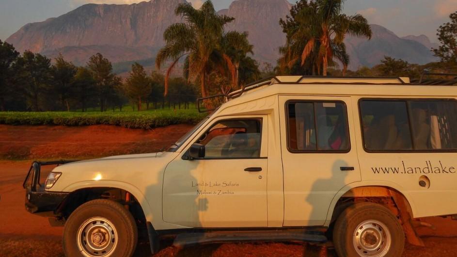Malawi Land & Lake Fahrzeug