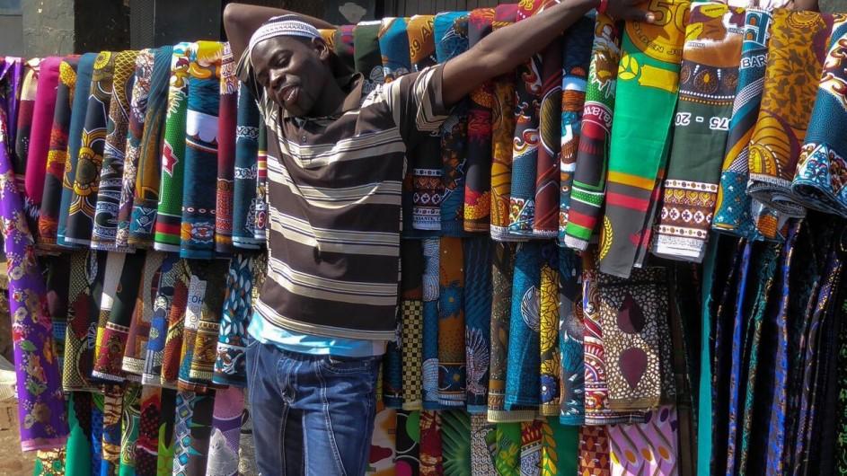 Malawi Straßenmarkt