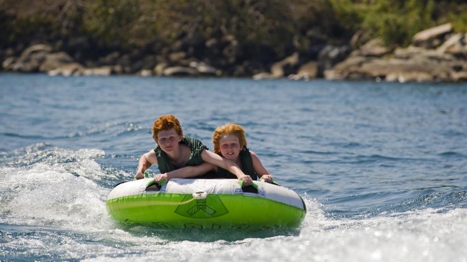 Malawi Lake Malawi Pumulani Wassersport Kinder