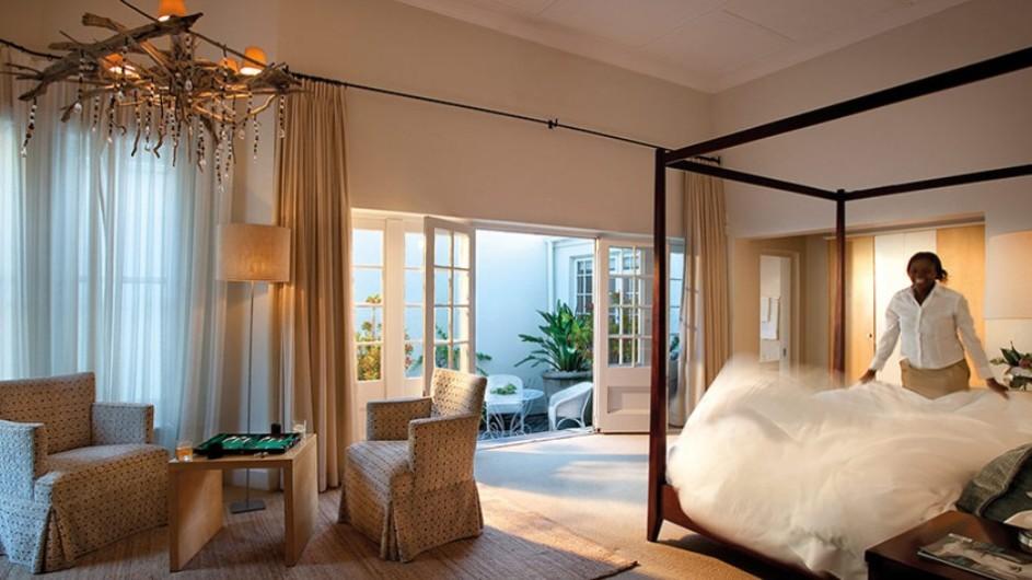 Südafrika - Cape Cadogan - luxury-room