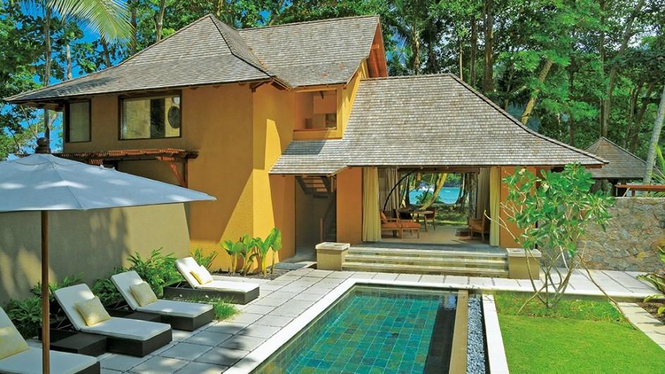 Seychellen Mahé Constance Ephelia Beach Villa