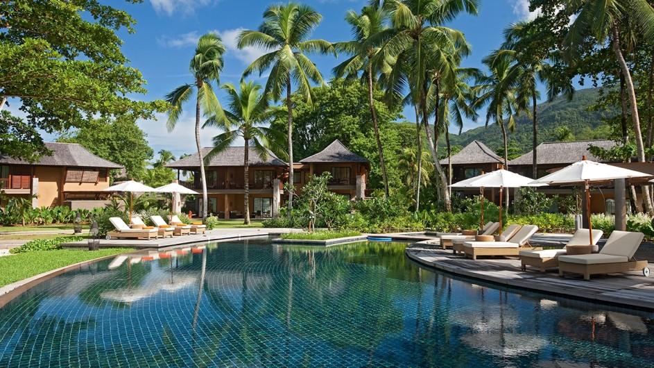 Seychellen Mahe Constance Ephelia Resort Pool