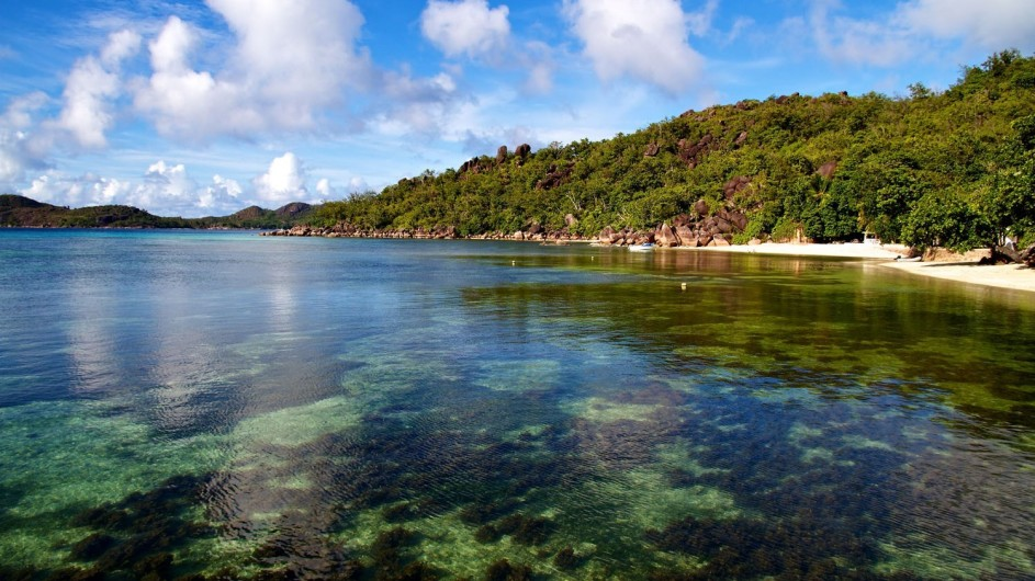 Seychellen Praslin Domaine de la Reserve Umgebung