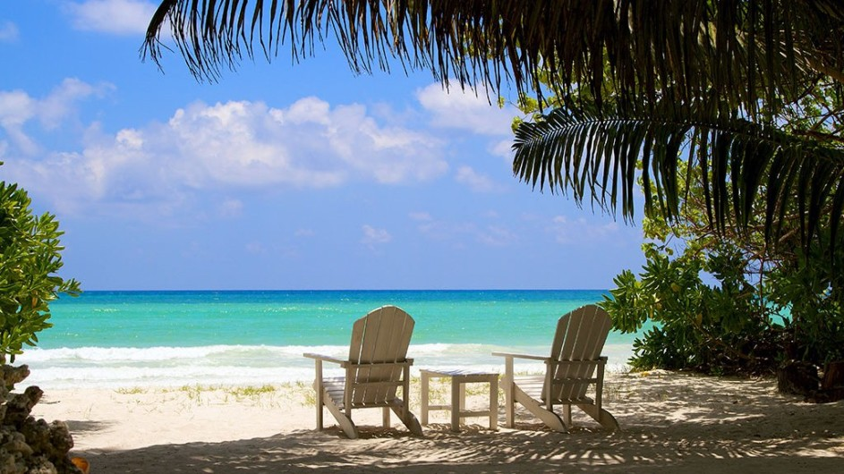 Seychellen Praslin Les Villas D´Or Strand
