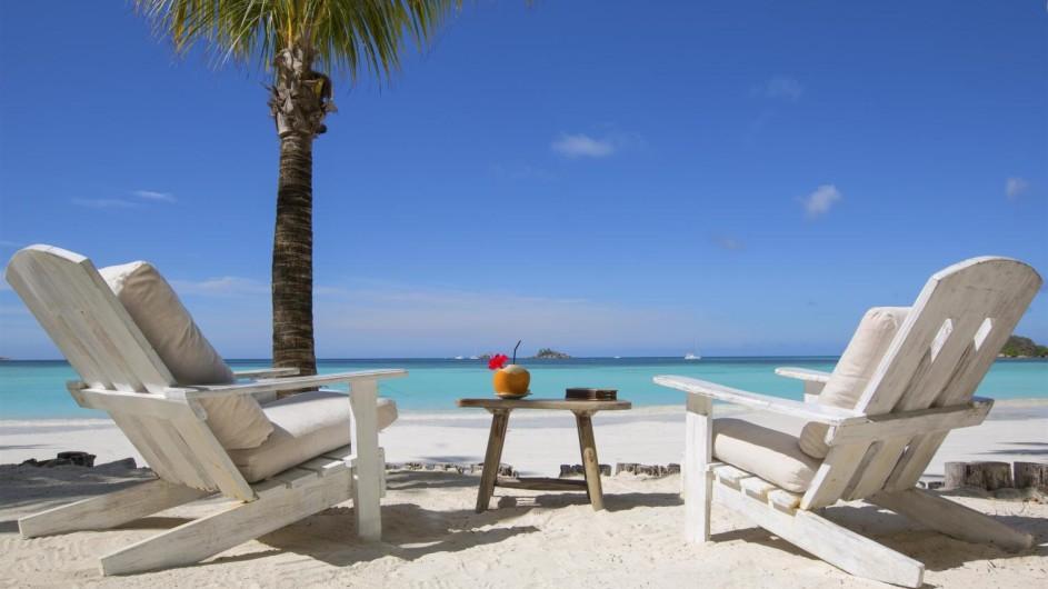 Seychellen Paradise Sun Cote D´Or Strand
