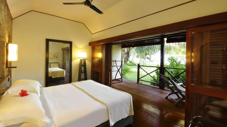 Seychellen Praslin Pradise Sun Superior Zimmer