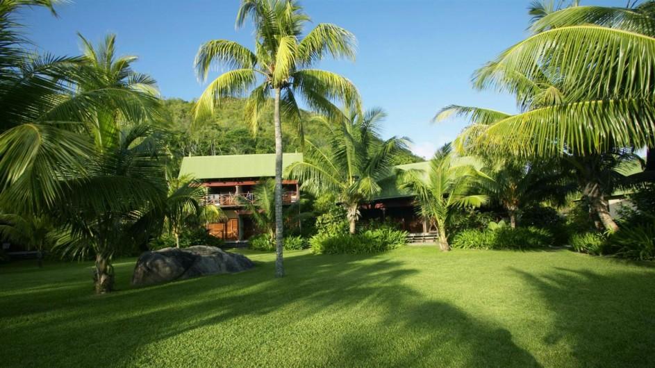 Seychellen Praslin Prasidse Sun Garten