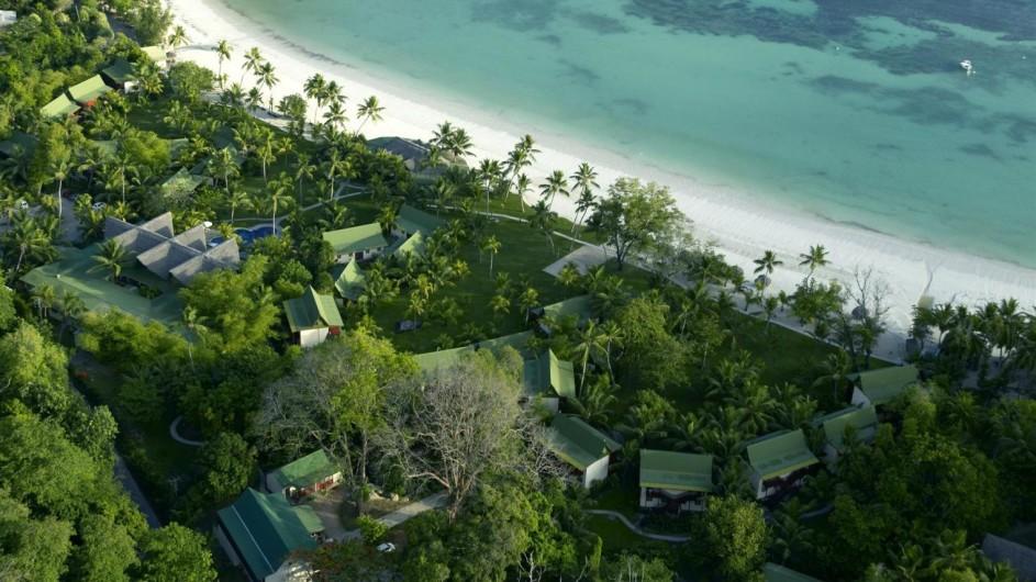 Seychellen Praslin Prasidse Sun Areal