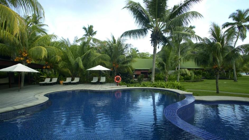 Seychellen Praslin Prasidse Sun Pool