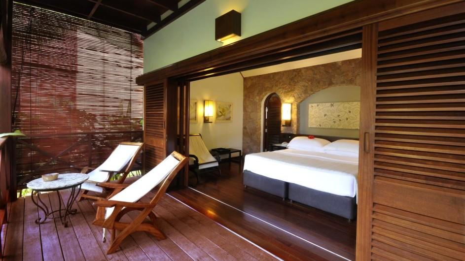 Seychellen Praslin Prasidse Sun Superior Zimmer