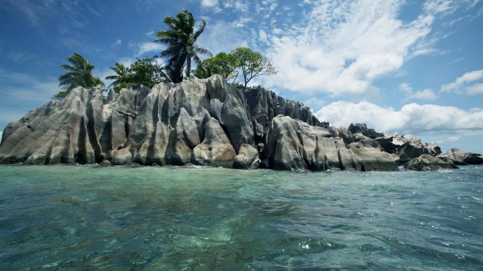 Seychellen Praslin Prasidse Sun Umgebung
