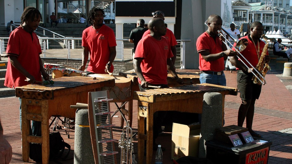 Waterfront Marimba