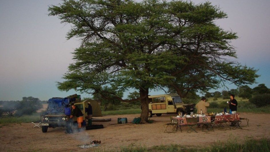 Zambia Bundu Adventure Safaris Camping