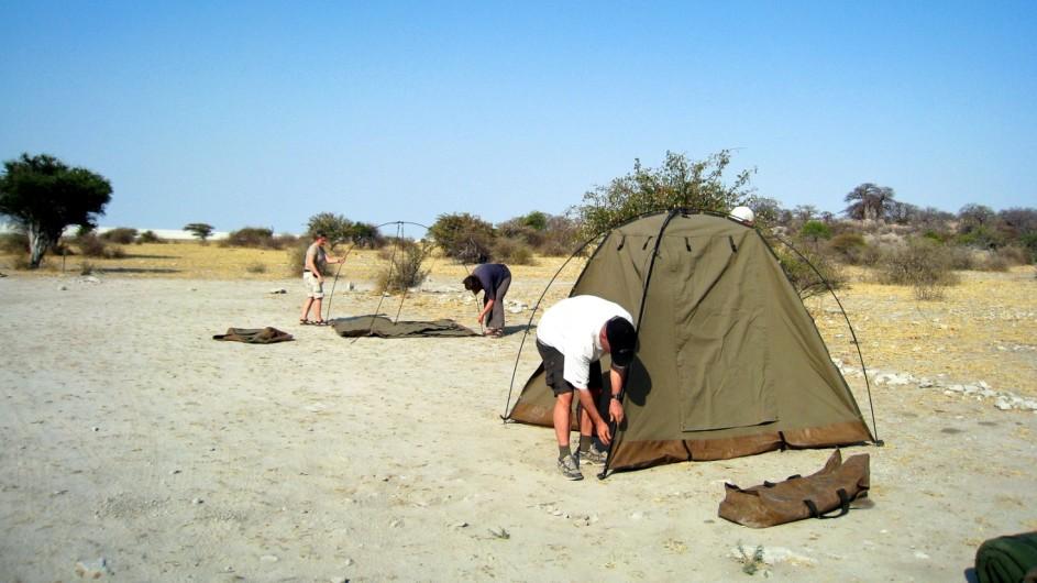 Zambia Camping Sunway Safaris