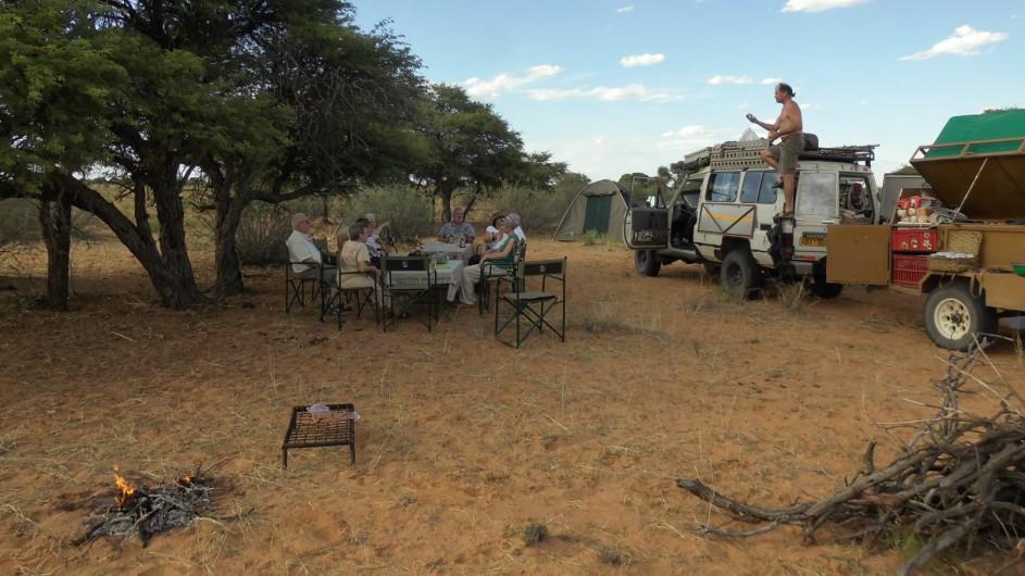 Zambia Camp