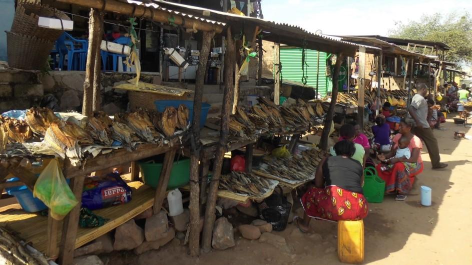 Zambia Markt