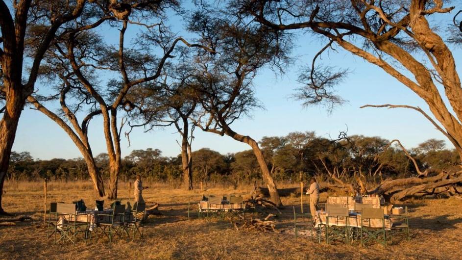 Zimbabwe Hwange Safari Lodge Pause