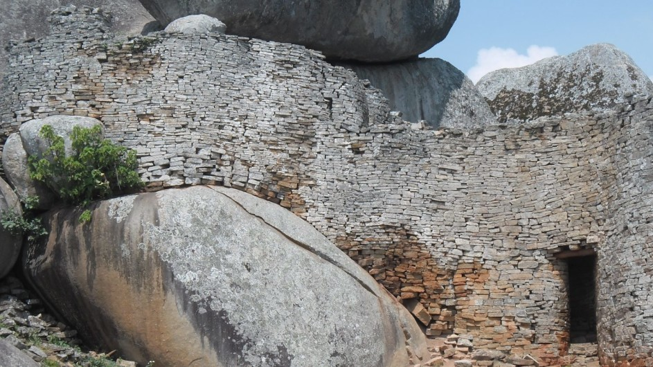 Zimbabwe Norme Jeanes Lakeview Lodge Great Zimbabwe Ruins