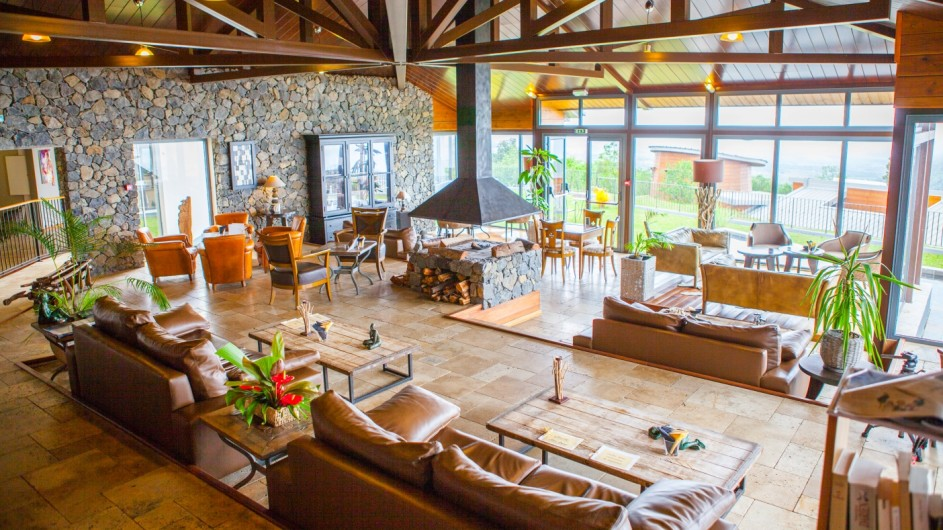 La Reunion diana Dea Lodge Lounge