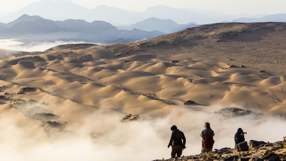 Namibia Wanderung in der Namib