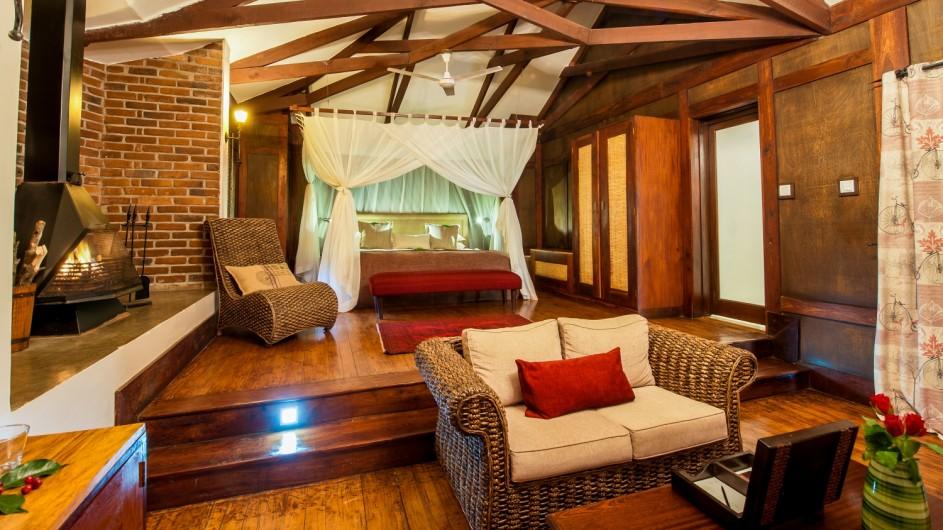 Tanzania Arusha Coffee Lodge Plantation Zimmer
