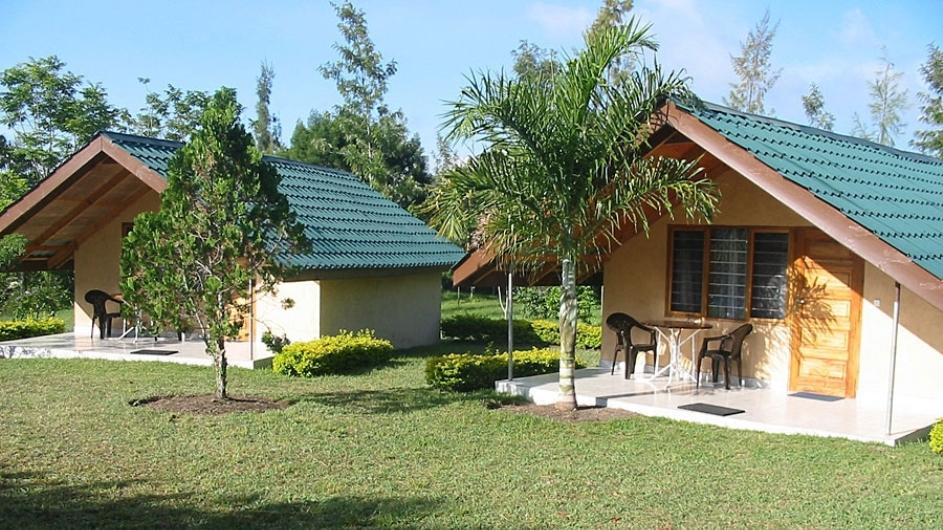 Tanzania Arusha Meru View Lodge Zimmer