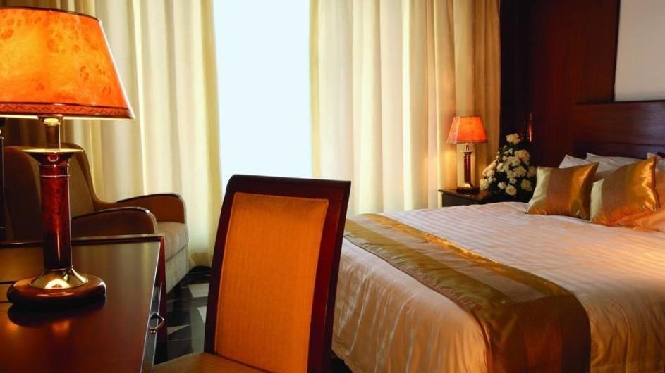 Tanzania Dar es Salaam Peacock Hotel Zimmer