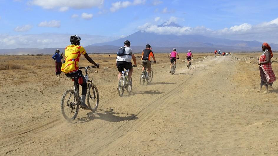 Tanzania Fahrradtour