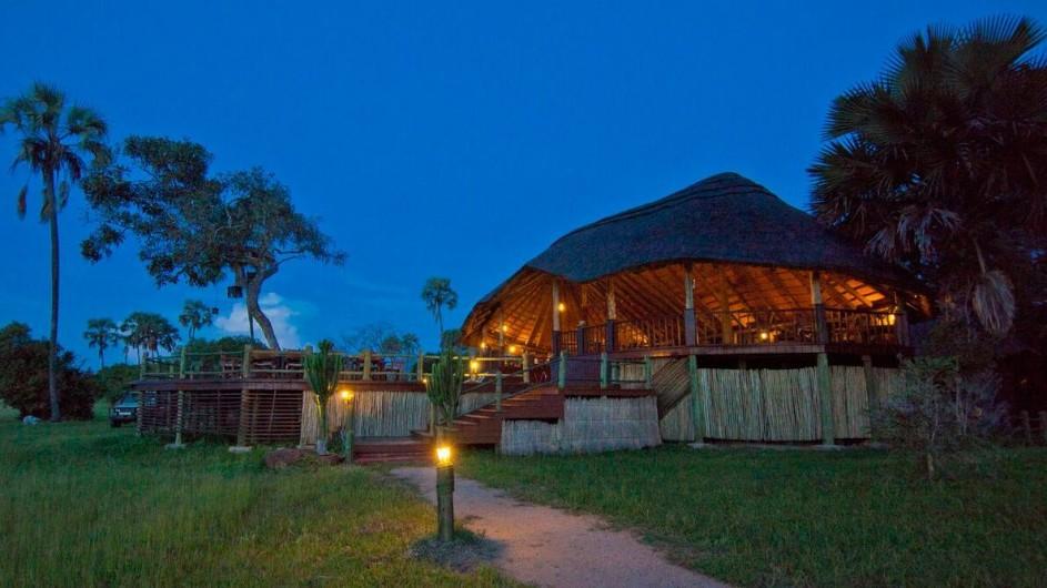 Tanzania Katavi Nationalpark Katuma Bush Lodge