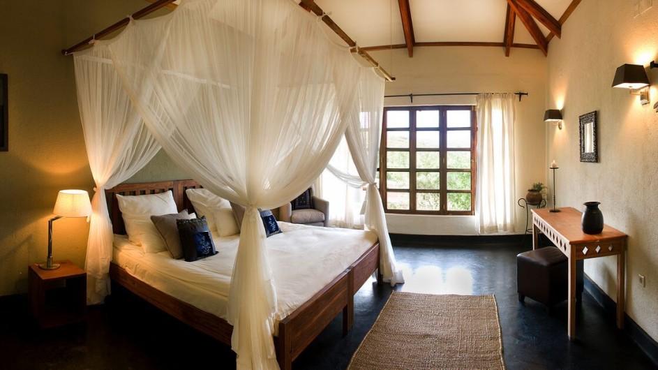 Tanzania Lake Manyara Nationalpark Bashay Rift Lodge Zimmer