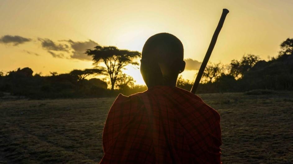 Tanzania Ngorongoro Olduvai Camp Masai