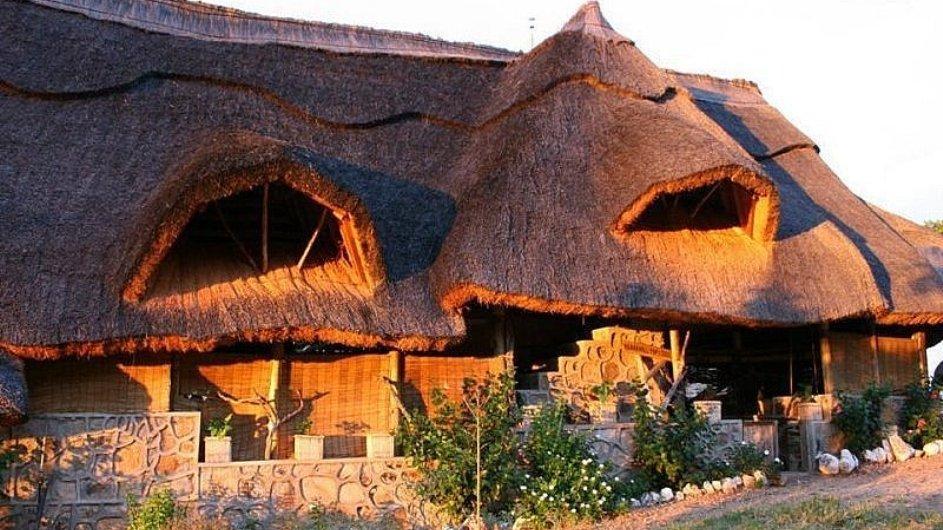 Tanzania Ruaha Hilltop Lodge Ansicht