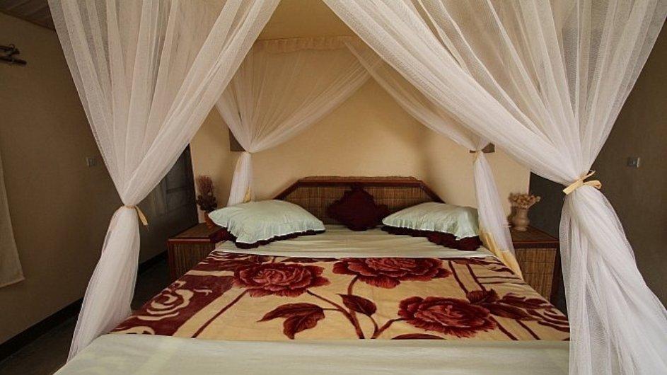 Tanzania Ruaha Hilltop Lodge Zimmer