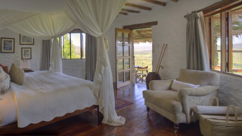 Tanzania Serengeti Kleins Camp Zimmer