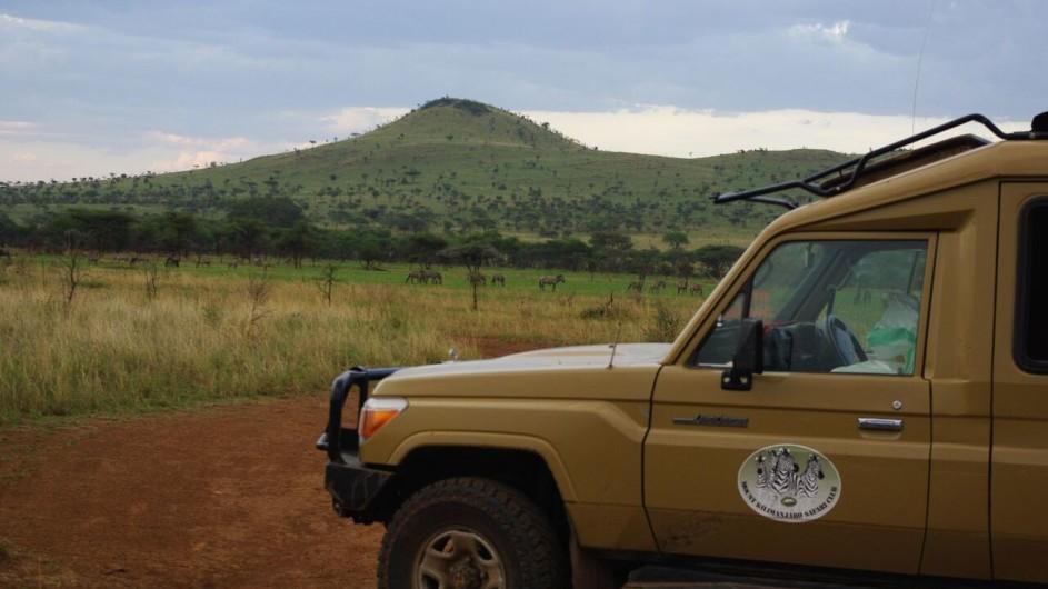 Tanzania Serengeti Ronjo Camp Pirschfahrt